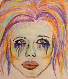 Bright Sketch by Alice Maisie