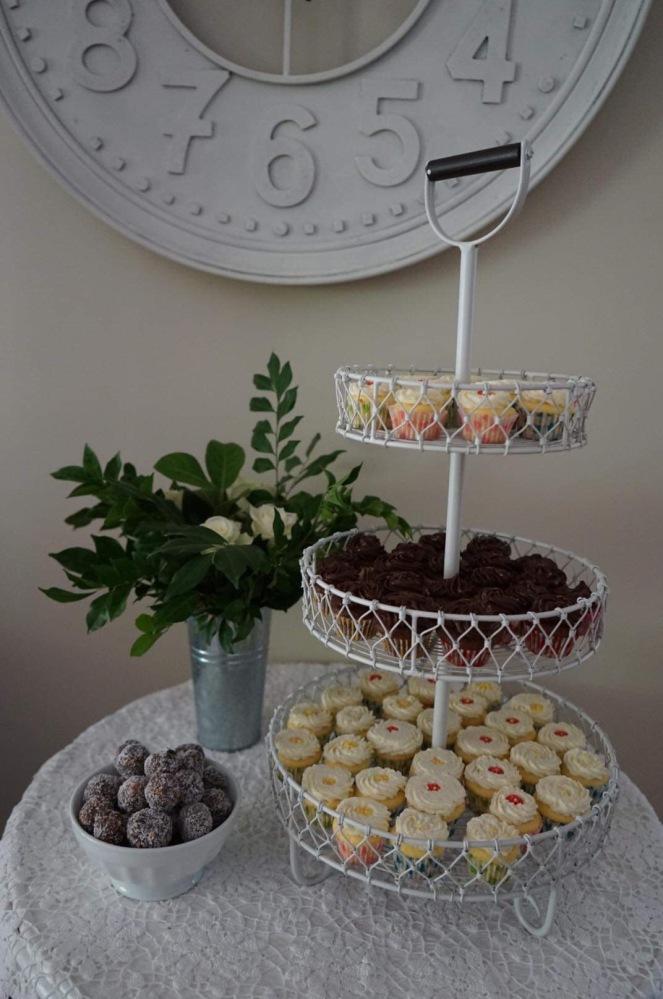 Bridal Shower food: The sweet stuff