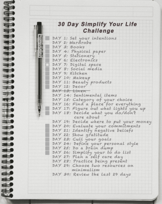 Simplify your life: Day 16 - Digital Space